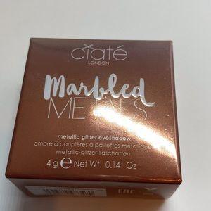 2/$20 Ciate Marbled Metal Entwine GlitterEyeshadow